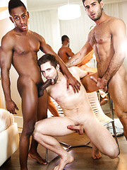 Thoroughbred Part 3 - Diego Sans, Griffin Barrows, Liam Cyber