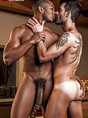 Sean Xavier and Andy Star Celebrate A Bareback Cinco De Mayo