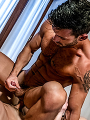 Andrey Vic Fucks Rico Marlon And Andy Star In The Ass