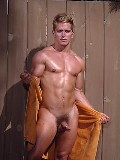 American Muscle Men Fucking & Posing Naked