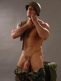 Muscle Men Wearing Uniforn Gay Pics