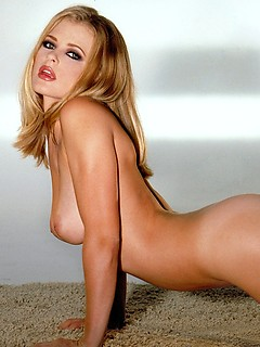 Chantelle Fontain is a beautiful fresh blonde with a natural body
