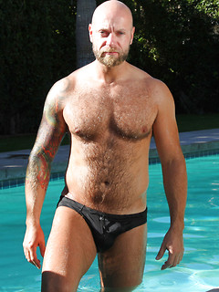 Muscle Bears Free Gay Porn Pics