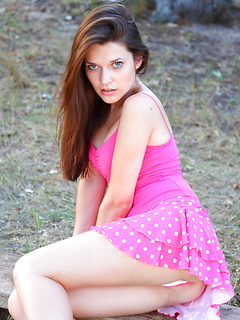 Pink stripping