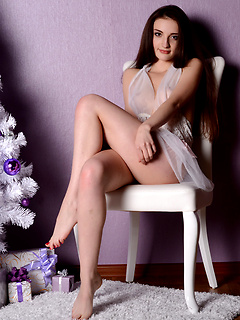 Jasmin in Christmas carol