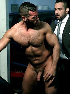 Gay Muscle Hunks Porn Pics