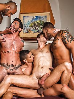 Gay Groupsex Pics