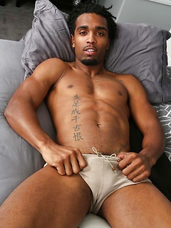 Gay Ebony Athletes & Black Musle Men Porn